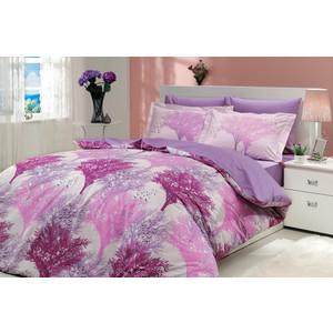 Комплект постельного белья Hobby home collection 1,5 сп, поплин, Juillet, фуксия (1501000117) цена