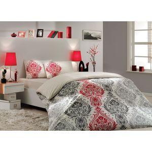 Комплект постельного белья Hobby home collection Евро, поплин, Royal, кремовый (1501000159)