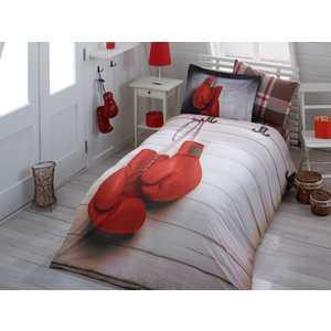 Комплект постельного белья Hobby home collection 1,5 сп, поплин, Champion, (1501000888) цена