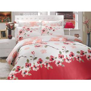 Комплект постельного белья Hobby home collection 1,5 сп, ранфорс, Rosalinda, розовый (1501000271)