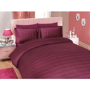 Покрывало Hobby home collection 2-х сп, бамбук, Diamond cloud, темно-фиолетовый (1501000347)