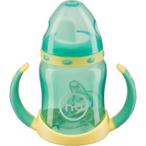 Поильник с двумя тренировочными клапанами Happy Baby FEEDING CUP (14005 MINT) детское автокресло happy baby skyler blue
