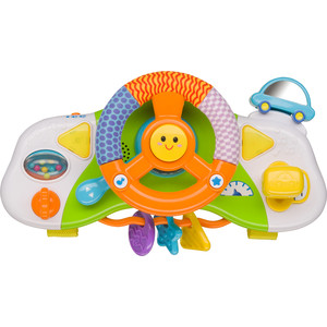 Игровой Центр Happy Baby LITTLE DRIVER (330083) happy baby little fishma для ванной