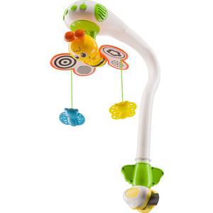 Музыкальный мобиль с проектором Happy Baby MAGIC BUTTERFLIES (330074) игрушка happy baby 330067 музыкальный молоток