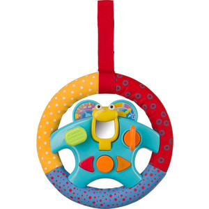 Руль Happy Baby RUDDER (330084) детское автокресло happy baby skyler blue