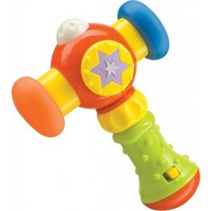 Музыкальный молоток Happy Baby MAGIC HAMMER (330067) развивающая игрушка happy baby музыкальный молоток magic hammer