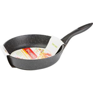 Сковорода d 24 см Традиция Гранит (тг2241) сковорода традиция гранит 24cm тг2245