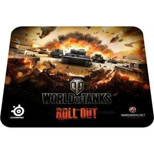 Коврик для мыши SteelSeries QcK LE World of Tanks (67272)