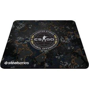 Коврик для мыши SteelSeries QcK+ CS:GO Camo Edition (63379)