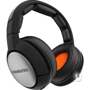 игровые наушники steelseries siberia v2 full size headset msi edition Игровые наушники SteelSeries Siberia 840 black BT (61230)