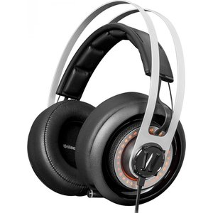 Игровая гарнитура SteelSeries Siberia Elite World of Warcraft black/silver (51154)