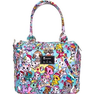 Сумки для мамы Ju-Ju-Be Be Classy Tokidoki unikiki 2 сумки для мамы ju ju be сумка для мамы be quick