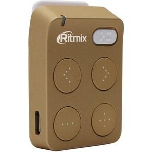 MP3 плеер Ritmix RF-2500 8Gb gold