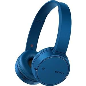 Наушники Sony MDR-ZX220BT blue антология итальянской литературы xix xx вв cdmp3