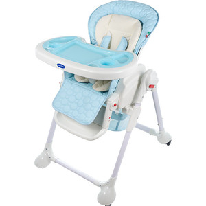 Стульчик для кормления Sweet Baby Luxor Classic Blu стульчик для кормления sweet baby couple amethyst