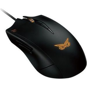 Игровая мышь Asus Strix Claw Dark (90YH00C2-BAUA00) цена и фото