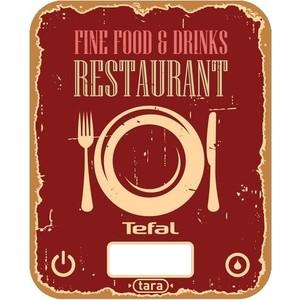 Кухонные весы Tefal BC5104V1 весы кухонные tefal bc5008v0