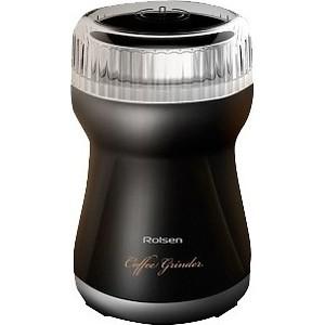 Кофемолка Rolsen RCG-151 черный