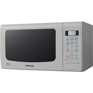 Микроволновая печь Samsung GE83KRQS-3 микроволновая печь samsung ge83krqs 3 800 вт серебристый ge83krqs 3