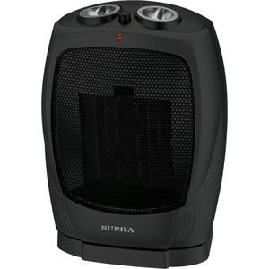 где купить Обогреватель Supra TVS-PS15-2 , черный дешево