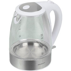 Чайник электрический Rolsen RK-3717G ,белый