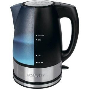 Чайник электрический Scarlett SC-1020 электрический чайник scarlett sc ek18p15