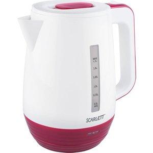 Чайник электрический Scarlett SC-EK18P39 scarlett sc ek27g18 black чайник электрический
