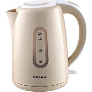 Чайник электрический Supra KES-1720 ,бежевый