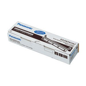 Картридж Panasonic KX-FAT411A7 фотобарабан panasonic kx fad412a для kx mb2000 2010 2020 2030
