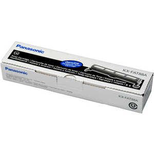Аксессуар Panasonic KX-FAT88A термопленка panasonic kx fat88a для kx fl401 402 403 и flc411 412 413