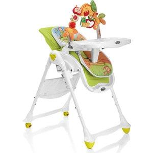 Стульчик для кормления - шезлонг Brevi B.Fun, салатовый, Италия GL000297706 279-646 ванна детская brevi 566 064