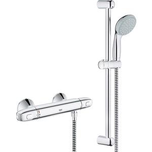Смеситель для душа Grohe Grohtherm 1000 New (34151003) смеситель для ванны grohe grohtherm 2000 new 34174001