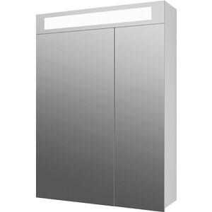 Зеркальный шкаф Dreja Uni 60 (99.9001) зеркало dreja uni 75 99 9005