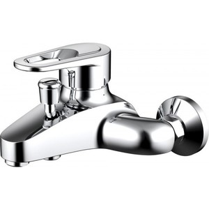 цены Смеситель для ванны Bravat Loop (F6124182CP-01-RUS)