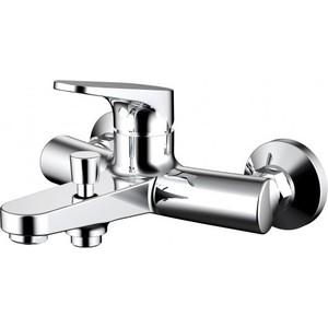 Смеситель для ванны Bravat Eler (F6191238CP-01-RUS) смеситель для душа bravat fit f9135188cp 01 rus