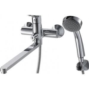Смеситель для ванны Bravat Drop (F64898C-LB) gold plated bar tassel drop earrings