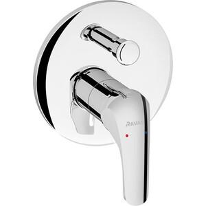 Смеситель для ванны Ravak Rosa RS 061.00 (X070014) смеситель для ванны ravak neo no 061 00 x070020