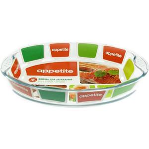 Форма для запекания овальная  39x27x6см/3,9л Appetite (PLH9)