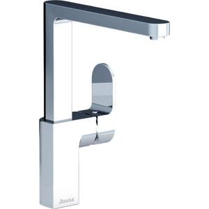 Смеситель кухни Ravak Chrome CR 016.00 (X070054) luxury curved spout washbasin faucet widespread waterfall dual handle bathroom mixer taps chrome finished