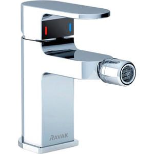 Смеситель для биде Ravak Chrome CR 055.00 (X070055) ravak дверь для тумбы sd 400 chrome правая белая x000000541