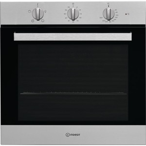 Фото - Электрический духовой шкаф Indesit IFW 6230 IX встраиваемая электрическая духовка indesit ifw 6230 ix