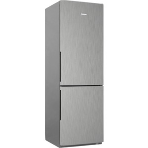 Холодильник Pozis RK FNF-170 серебристый металлопласт холодильник pozis мир 244 1 а 2кам 230 60л 168х60х62см бел
