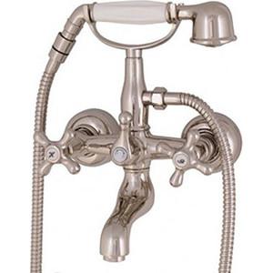 Смеситель для ванны Elghansa Retro (2700754-Nickel)  - купить со скидкой