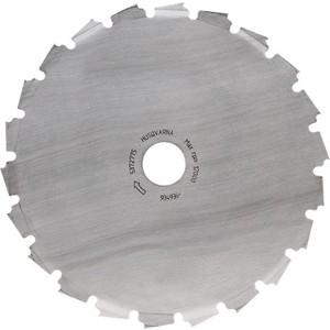 Диск для кустореза Husqvarna 225х25.4мм Scarlett 225-24T 1 (5784427-01) комплект для установки газонокосилки робота husqvarna большой