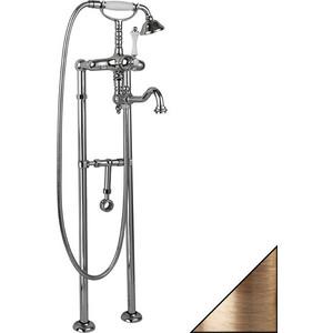 Смеситель для ванны Cezares Margot (MARGOT-VDPS2-02-Bi) смеситель для ванны cezares margot margot vm 02 m