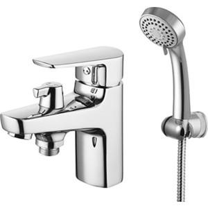 Смеситель на борт ванны SMARTsant Инлайн (SM103509AA) смеситель для ванны и душа smartsant смарт инлайн излив 350 мм цвет хром