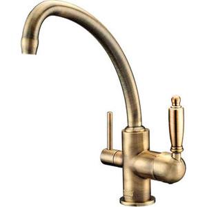 Смеситель для кухни ZorG Clean Water (ZR 316 YF-33 BR)