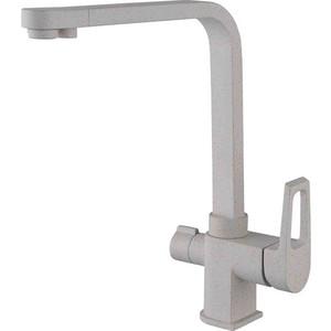 Смеситель для кухни ZorG Clean Water (ZR 334 YF Кварц) смеситель для кухни zorg clean water zr 404 kf кварц