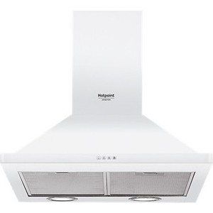 Вытяжка Hotpoint-Ariston HHPN 6.4F AM OW духовой шкаф hotpoint ariston 7ofhr g ow ru ha бежевый