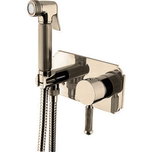 Смеситель с гигиеническим душем Cezares Olimp (OLIMP-DIF-02) смеситель с душем недорого купить